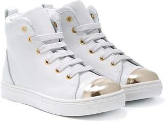 Lanvin Enfant hi-top sneakers