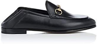 8402894b4e5 Gucci Women s Brixton Leather Loafers - Black