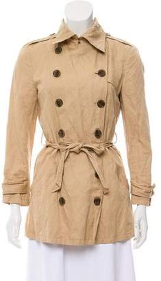 Gryphon Belted Trench Jacket