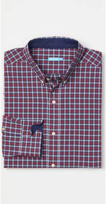 J.Mclaughlin Carnegie Classic Fit Shirt in Plaid