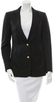 Boy. by Band of Outsiders Wool Notch-Lapel Blazer w/ Tags $145 thestylecure.com