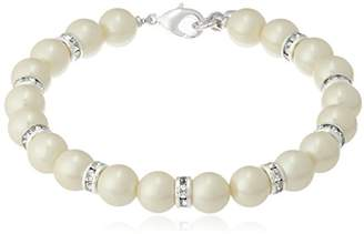 Carolee [キャロリー The Nancy Crystal Bracelet B3706 4178