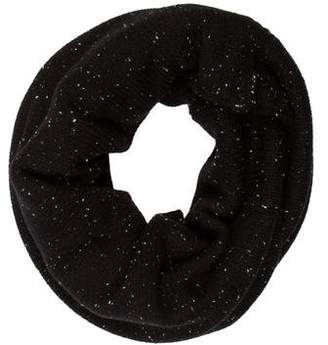 Skull Cashmere Patterned Infinity Scarf w/ Tags