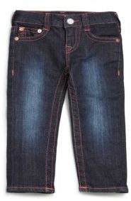 True Religion Infant's Stella Skinny Jeans $49 thestylecure.com
