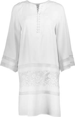 Chloé Shift Lace Dress