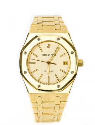 Audemars Piguet Royal Oak vintage watch $13,000 thestylecure.com