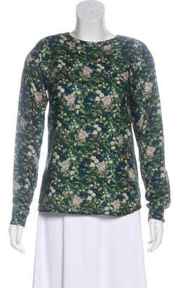 Paul & Joe Wool Floral Top