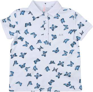 Sun 68 Polo shirts - Item 37937026HM