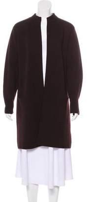 Eileen Fisher Long Sleeve Wool Cardigan