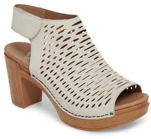Dansko Danae Block Heel Sandal