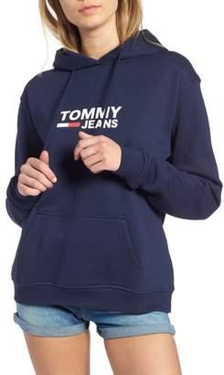 Tommy Jeans TJW Flag Logo Hoodie