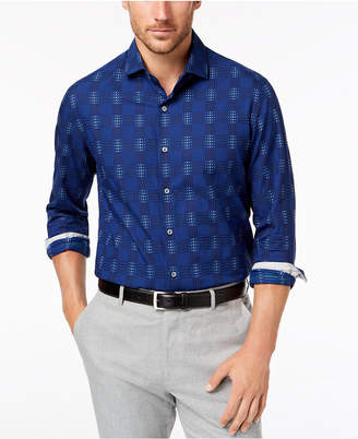 Tasso Elba Men's Printed Shirt