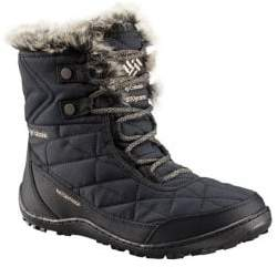 Columbia Minx Shorty III Faux Fur Boots