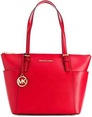 MICHAEL Michael Kors Jet Set saffiano leather tote bag