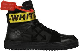 Off-White Off White Color Block High-cut Sneakers