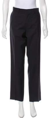 Theory Pinstripe High-Rise Pants