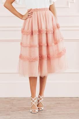 Rachel Parcell Versailles Tulle Skirt