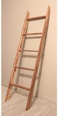 BrandtWorks 72 in. Decorative Blanket Ladder