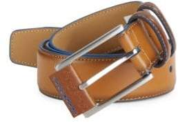 Robert Graham Martin Faux-Leather Belt