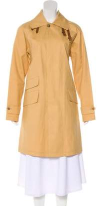 Ralph Lauren Long Sleeve Knee-Length Coat