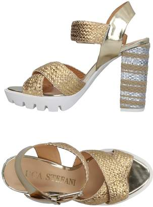 Luca Stefani Sandals - Item 11437361