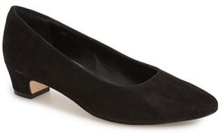 Women's Vaneli 'Astyr' Almond Toe Pump $139.95 thestylecure.com