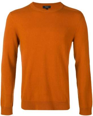 Theory crew neck sweater