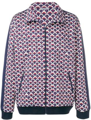 Valentino scale print jacket