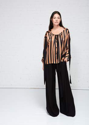 Ann Demeulemeester Striped Shirt