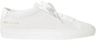 Common Projects Original Achilles Perforated Sneakers