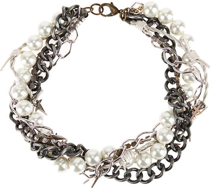 Fallon Mixed Chain Necklace