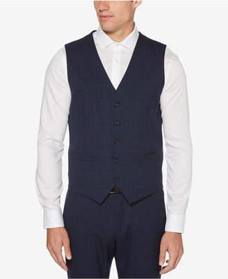 Perry Ellis Men's Slim Stretch Twill Vest