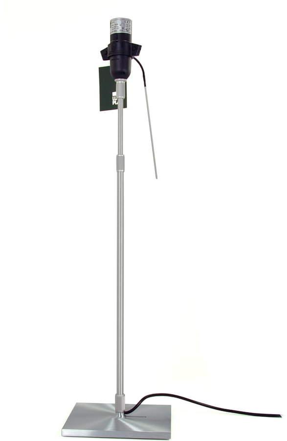 Costanza Tischleuchte D13, Aluminium (ohne Lampenschirm und Diffusor)