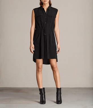 AllSaints Millie Sleeveless Dress