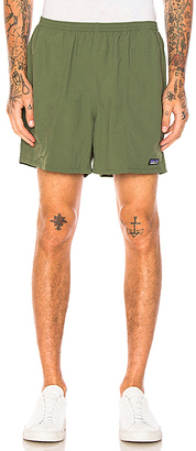 Patagonia Baggies Shorts in Green $49 thestylecure.com