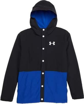 Under Armour Phenom ColdGear(R) Hooded Coach's Jacket