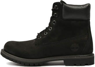 Timberland 6 premium icon boot women's Black Boots Womens Shoes Casual Ankle Boots