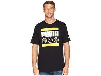 Puma Bar Tee Men's T Shirt