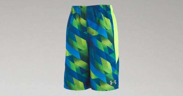 Under Armour Boys' UA Electric Field Volley