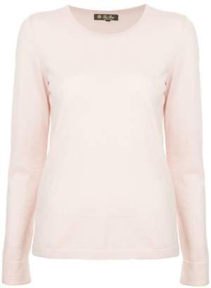 Loro Piana knitted cashmere sweatshirt