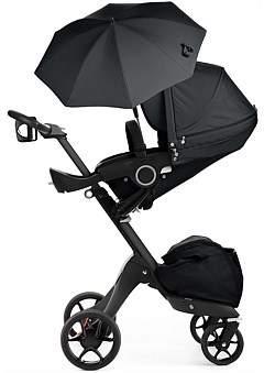 Stokke Xplory Stroller V5 Black