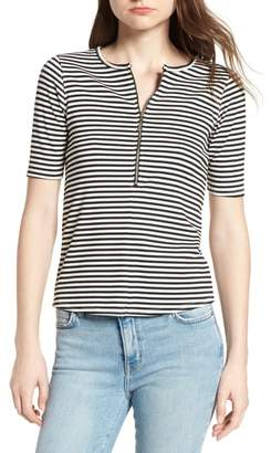 Current/Elliott The Leighton Stripe Tee