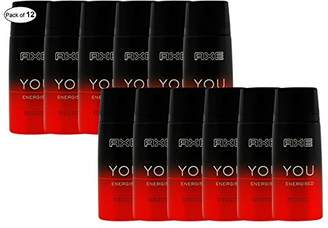 Axe Body Spray You Energized 150 Ml (Pack of 12)