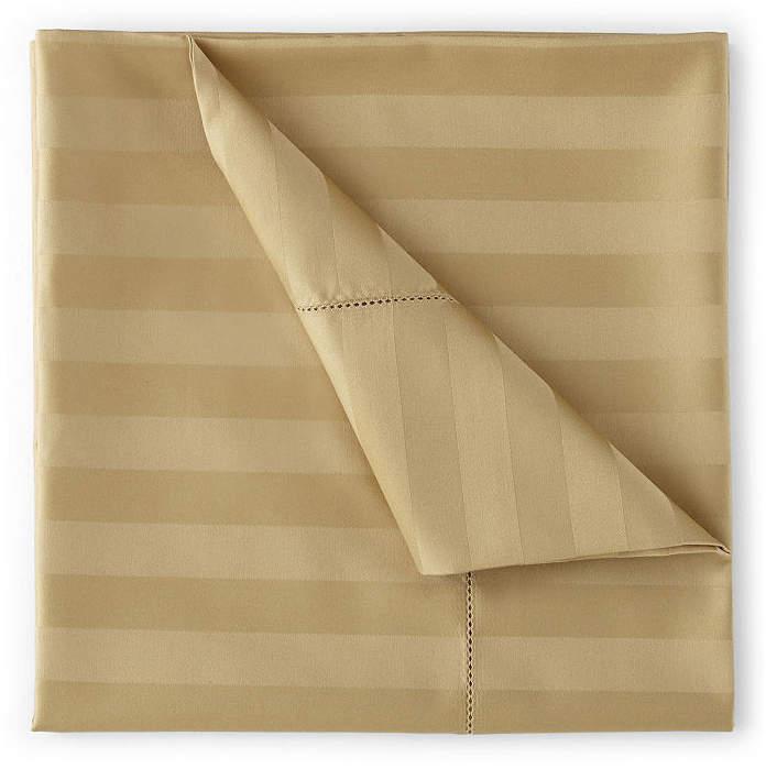 ROYAL VELVET Royal Velvet 500tc Wrinkle-Free Damask Stripe Sheet Sets and Pillowcases