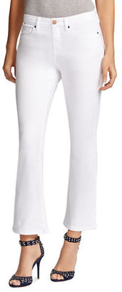 William Rast Cropped Flare Jeans $79.50 thestylecure.com