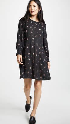 Velvet Winola Floral Printed Challis Dress