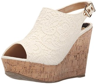 Report Women's Niesha Wedge Sandal $49 thestylecure.com