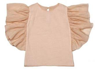 Factory Leny Tomy Blouse With Frills