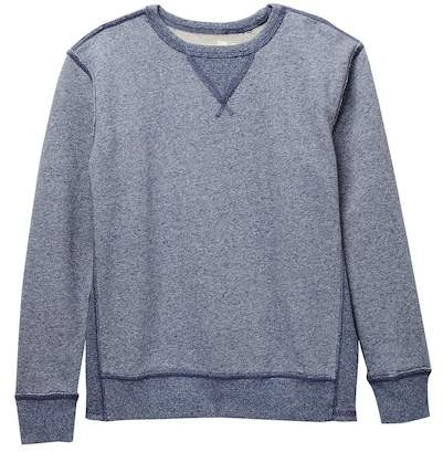 Tucker + Tate Deluxe Crew Pullover Sweater (Big Boys)