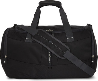 SAMSONITE 4mation zipped duffle bag $63 thestylecure.com